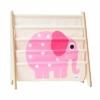 Kép 2/4 - 3 Sprouts könyvtartó állvány - kiselefánt