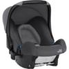 Kép 1/7 - Britax Römer Baby-Safe autósülés 0-13 kg, Storm Grey