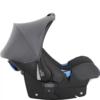 Kép 3/7 - Britax Römer Baby-Safe autósülés 0-13 kg, Storm Grey