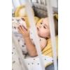 Kép 6/6 - Dream Catcher hálózsák - mustársárga 120x60