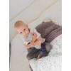 Kép 5/6 - Dream Catcher hálózsák - barna 170x75 cm