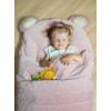 Kép 1/6 - Dream Catcher hálózsák - pink 170x75