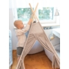 Kép 5/5 - Kinder Hop indián sátor - csillagok