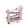 Kép 1/2 - Label Label fa versenypálya - rózsaszín