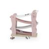 Kép 2/2 - Label Label fa versenypálya - rózsaszín