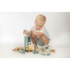 Kép 3/4 - Label Label fa játék darukészlet