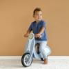 Kép 6/8 - Little Dutch scooter fa robogó - kék