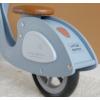 Kép 5/8 - Little Dutch scooter fa robogó - kék