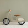 Kép 6/9 - Little Dutch scooter fa robogó - olívazöld