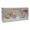 Kép 8/8 - Little Dutch scooter fa robogó - pink
