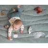 Kép 5/6 - Little Dutch játszószőnyeg - tengeri állatos, menta