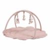 Kép 2/6 - Little Dutch játszószőnyeg játékhíddal - tengeri állatos, pink