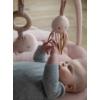 Kép 5/6 - Little Dutch játszószőnyeg játékhíddal - tengeri állatos, pink