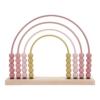 Kép 1/6 - Little Dutch abacus szivárvány játék - adventure pink