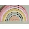 Kép 3/5 - Little Dutch szivárvány építő - pink