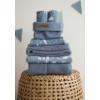 Kép 3/3 - Little Dutch textilpelenka 120x120 - kék óceán