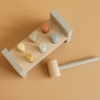 Kép 7/7 - Little Dutch fa kalapálós játék olívazöld