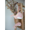 Kép 2/4 - Little Dutch felhúzható & zenélő bálna - pink