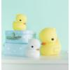 Kép 3/4 -  A Little Lovely Company mini éjjeli fény sárga KACSA