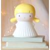 Kép 1/5 - A Little Lovely Company mini éjjeli fény - ANGYAL