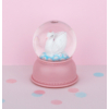 Kép 5/6 - A Little Lovely Company csillámgömb - hattyú