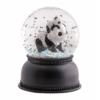 Kép 2/8 - A Little Lovely Company csillámgömb - panda