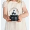 Kép 6/8 - A Little Lovely Company csillámgömb - panda