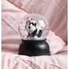 Kép 7/8 - A Little Lovely Company csillámgömb - panda