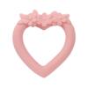 Kép 1/4 - A Little Lovely Company gyűrűs szív rágóka