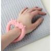 Kép 4/4 - A Little Lovely Company gyűrűs szív rágóka