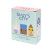 Kép 5/5 - Petit Monkey Suzie's city - városépítő játék fából