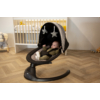 Kép 6/6 - Tryco Hugg Swing pihenőszék és ringató - szürke melange