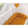 Kép 4/4 - Prémium fonott rácsvédő - Mustár álom