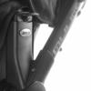 Kép 9/10 - Jané Muum babakocsi + Koos i-Size R1 hordozó + Micro mózes - T34 Jet Black 2020