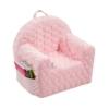 Kép 1/3 - Albero Mio Velvet Kids babafotel - V101 Pink