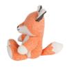 Kép 4/8 - Flow Amsterdam Robin babanyugtató róka - narancs