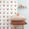 Kép 4/6 - Studio Ditte tapéta - erdei állatok