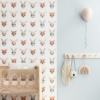 Kép 1/6 - Studio Ditte tapéta - erdei állatok