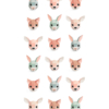 Kép 5/6 - Studio Ditte tapéta - erdei állatok