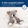 Kép 4/8 - Zazu Coco babanyugtató plüss koala