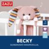 Kép 2/8 - ZAZU Becky szundikendő sírásérzékelő hangmodullal