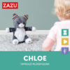 Kép 2/6 - Zazu - CHLOE interaktív plüss cica