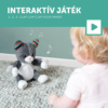 Kép 3/6 - Zazu - CHLOE interaktív plüss cica