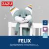 Kép 2/10 - ZAZU Felix szundikendő sírásérzékelő hangmodullal