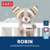 Kép 2/9 - ZAZU Robin szundikendő sírásérzékelő hangmodullal