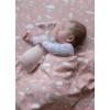 Kép 2/4 - Little Dutch plüss játék bálna - pink 25 cm