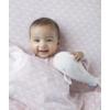 Kép 3/4 - Little Dutch plüss játék bálna - pink 25 cm