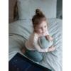 Kép 3/4 - Little Dutch plüss játék  bálna - menta 35 cm