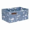 Kép 1/3 - Little Dutch tároló doboz - kék óceán
