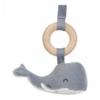 Kép 4/5 - Little Dutch babatornáztató - tengeri állatos, kék